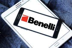 Logotipo do fabricante da arma de fogo de Benelli imagens de stock royalty free