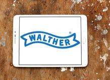 Logotipo do fabricante da arma de Walther Foto de Stock Royalty Free