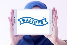 Logotipo do fabricante da arma de Walther Fotos de Stock