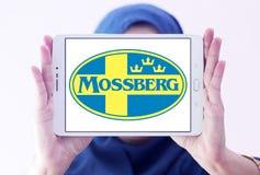 Logotipo do fabricante das armas de fogo de Mossberg Imagens de Stock
