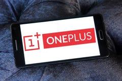 Logotipo do fabricante do smartphone de OnePlus Imagem de Stock