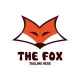 Logotipo do Fox Imagem de Stock