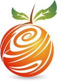 Logotipo do fruto Imagem de Stock