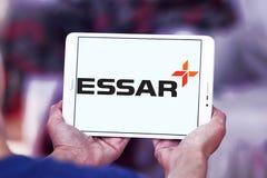 Logotipo do grupo de Essar Imagem de Stock