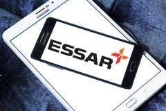 Logotipo do grupo de Essar Imagens de Stock