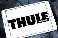 Logotipo do grupo de Thule Fotografia de Stock Royalty Free