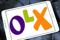 Logotipo do mercado de OLX Fotos de Stock Royalty Free