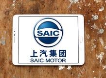 Logotipo do motor de SAIC Imagens de Stock Royalty Free