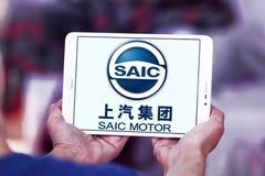 Logotipo do motor de SAIC Fotos de Stock Royalty Free
