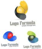 Logotipo do negócio Fotos de Stock