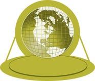 Logotipo do negócio ilustração stock
