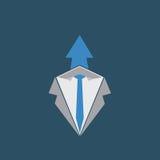 Logotipo do negócio Imagem de Stock