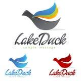 Logotipo do negócio Foto de Stock