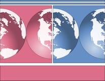 Logotipo do negócio Imagens de Stock Royalty Free