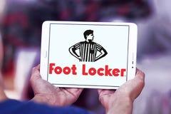 Logotipo do retalho de Foot Locker foto de stock royalty free
