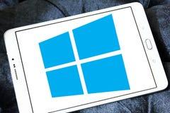 Logotipo do sistema operacional de Windows Imagem de Stock Royalty Free