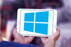 Logotipo do sistema operacional de Windows Imagem de Stock
