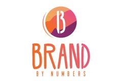 Logotipo do tipo Foto de Stock Royalty Free