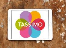 Logotipo do tipo do café de Tassimo Foto de Stock Royalty Free