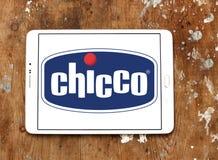 Logotipo do tipo de Chicco Imagens de Stock Royalty Free