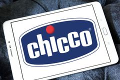 Logotipo do tipo de Chicco Foto de Stock Royalty Free