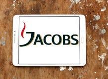 Logotipo do tipo do café de Jacobs Foto de Stock Royalty Free