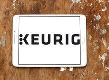 Logotipo do tipo do café de Keurig Fotos de Stock