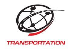 Logotipo do transporte Imagem de Stock Royalty Free