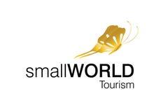 Logotipo do turismo Imagens de Stock