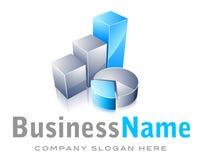 Logotipo do vetor Imagem de Stock