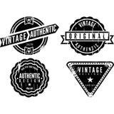 Logotipo do vintage ilustração do vetor