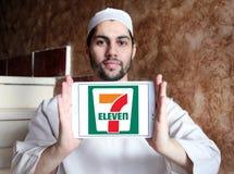 logotipo 7-Eleven Foto de Stock Royalty Free