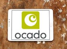 Logotipo em linha do supermercado de Ocado Fotos de Stock Royalty Free