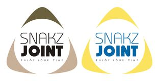 Logotipo - forma triangular Fotografia de Stock Royalty Free