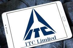 Logotipo limitado de ITC Empresa Fotografia de Stock Royalty Free