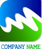 Logotipo à moda Fotos de Stock Royalty Free
