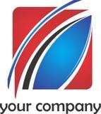 Logotipo moderno Fotos de Stock Royalty Free