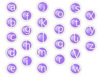 Logotipo novo Imagens de Stock