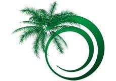 Logotipo para o verão Imagem de Stock