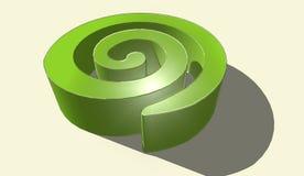 Logotipo sonhador Foto de Stock