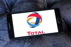 Logotipo total imagenes de archivo
