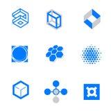 Logotipos Imágenes de archivo libres de regalías
