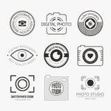 Logotipos de la fotografía