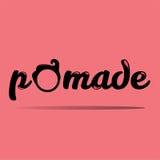 Logotipos de la pomada Foto de archivo libre de regalías