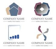 Logotipos do logotipo Imagem de Stock Royalty Free