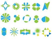 Logotipos do logotipo Fotos de Stock Royalty Free