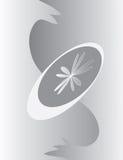 Logotop für die Site lizenzfreie abbildung