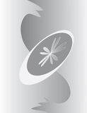 logotop miejsce royalty ilustracja