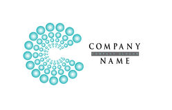 logotyp Zdjęcie Stock