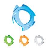 logotyp Fotografia Stock